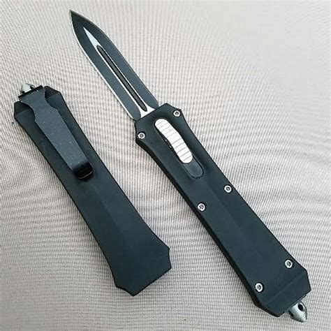 otf knives delta dual serrated coffin otf knife