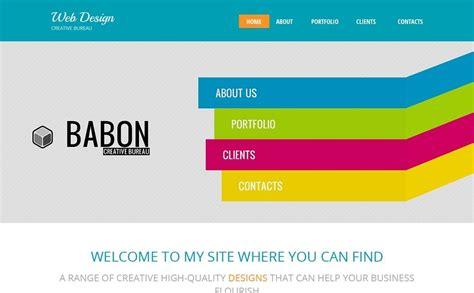 design html5 design studio free html5 theme