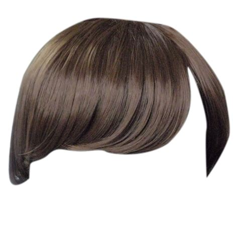hair piecis and bangs fringe bangs clip in on hair extensions straight choose