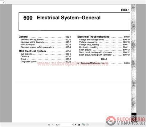 small engine repair manuals free download 2002 mini cooper on board diagnostic system