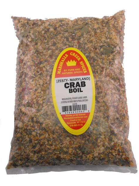 crab boil seasoning refill ebay