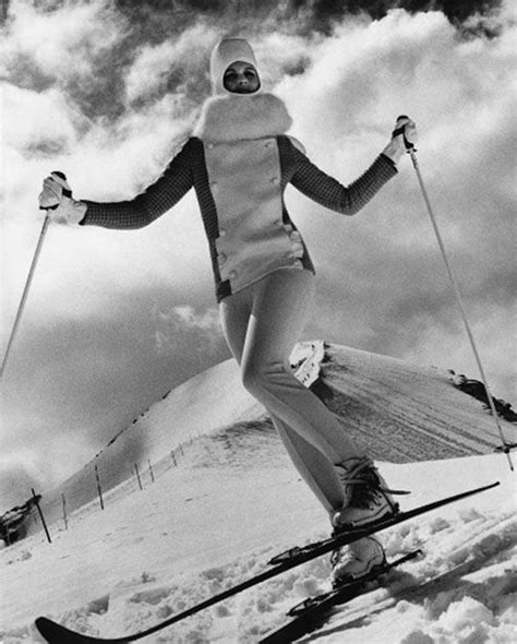 Home Design Essentials vintage ski