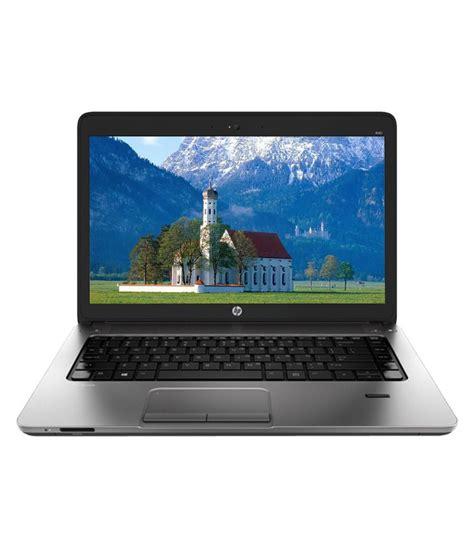 Laptop I5 Ram 4gb hp pro book 440g2 j8t89pt laptop 4th intel i5 4gb ram 500gb hdd 35 56cm 14 dos