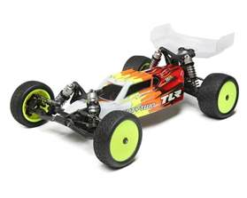 Mid Engine Electric Car 22 4 0 Race 1 10 Mid Motor 2wd Electric Buggy Kit By Team