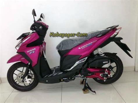 Beat Pop Hitam Pink by 95 Warna Motor Pink Beat Pink 250 Garasi