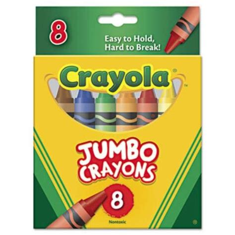 Colar Tartar Bigsize Big Jumbo Why Not To Buy Jumbo Crayons For Your Child What Parents