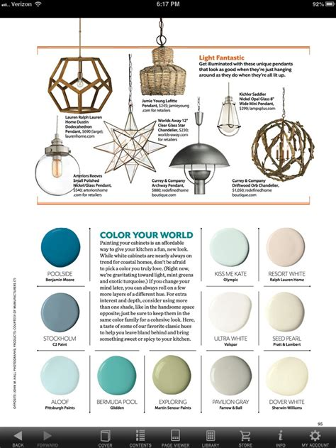 paint colors via coastal living april 2013 s charles beacon paint colors