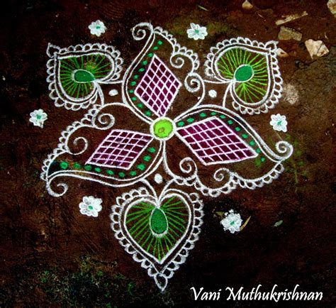 Designs For Pictures | 45 kolam designs for festivals
