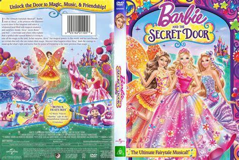nonton barbie and the secret door 2014 film streaming barbie and the secret door 2014 dvd front cover id93024