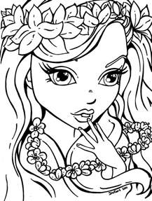 coloring pages to print of flowers collections