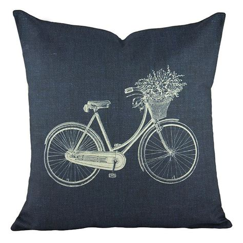 bike pillow for the home