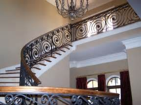 Cast Iron Banister Stair Rails