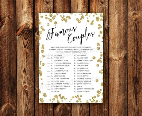 bridal shower ideas for couples 2 digital couples bridal shower