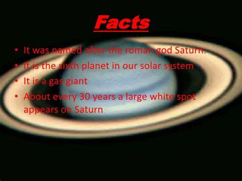 all about the planet saturn planet saturn