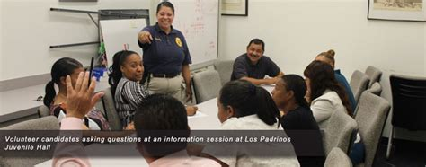 County Probation Office by Los Angeles County Probation Department Work With Us