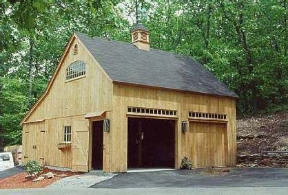 barn garage plans barn garages garage pole barn garage pinterest