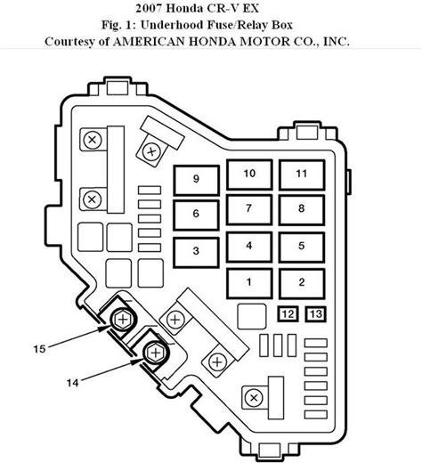 2000 honda cr v fuse box diagram 32 wiring diagram