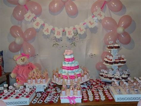Baby Shower Decoraciones by Baby Shower Decoraciones Con Globos