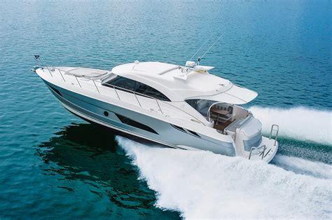 yacht spot riviera 4800 sport yacht 2017 2017 reviews performance