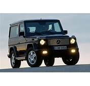 Mercedes Benz G Class Stationwagon Kort 2000 Pictures