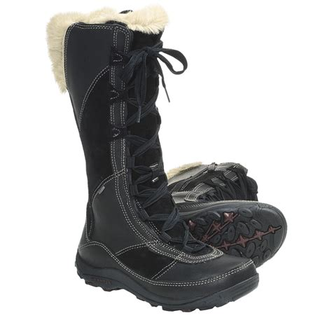 merrell snow boots merrell prevoz snow boots for 5667f save 35