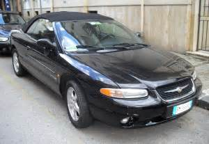 Stratus Chrysler Chrysler Stratus History Photos On Better Parts Ltd