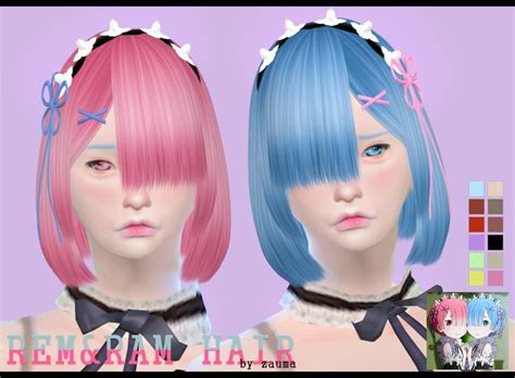 sims 4 anime hair cc 556 best sims 4 anime cc images on pinterest anime