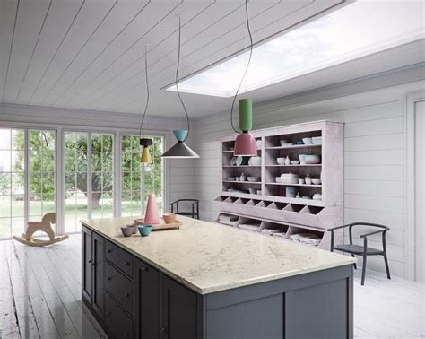 Traditional Kitchens With Islands 17 Best Images About Caesarstone Noble Grey On Pinterest