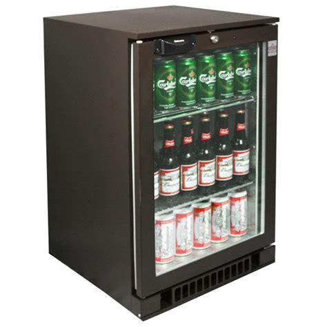 bottle fridge glass door osborne ecold 30es glass door undercounter bottle cooler