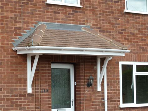 roof awning design a r sneddon sons new canopy roof