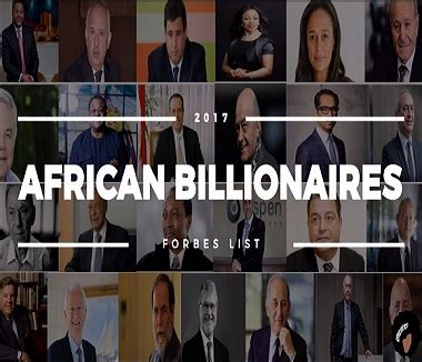 Only 3 Nigerians Made It To Forbes List Of 2017 Richest Billionaires Fab Magazine by Only 3 Nigerians Made It To Forbes List Of 2017 Richest Billionaires Fab Magazine