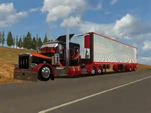 Best Truck 18 Wheels Steel American Haul 18 Wheels Of Steel American Haul