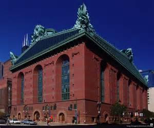 Library Chicago Harold Washington Library Center Chicago Illinois