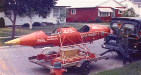 the homebuilt submarine