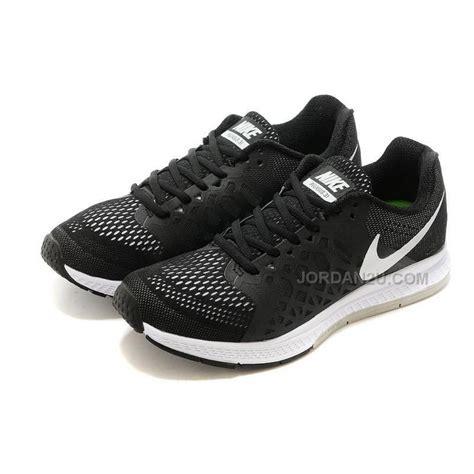 nike zoom sneakers nike zoom pegasus 31 mens running shoes black white
