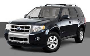 2011 Ford Escape Hybrid 2011 Ford Escape Hybrid Vs 2011 Toyota Highlander Hybrid