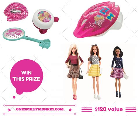 Barbie Giveaways - getting ready for the summer barbie 174 giveaway