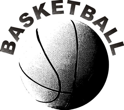basketball clipart black and white basketball clip at clker vector clip