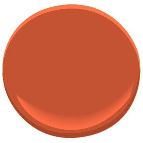 fireball orange bm great paint colors
