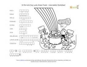 Kitchen Bulletin Board Ideas Holiday 4 Chef Solus St Patricks Day Double Scramble