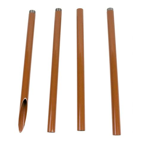 amazon com greenfloralcrafts decorative bamboo poles 57 tall newhouse lighting 4 ft 1 light bamboo colored poles for
