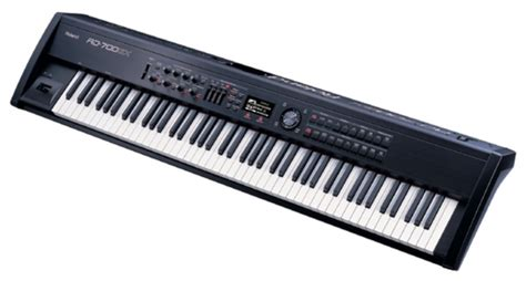 Keyboard Roland Rd 700gx roland rd 700gx stage piano at gear4music