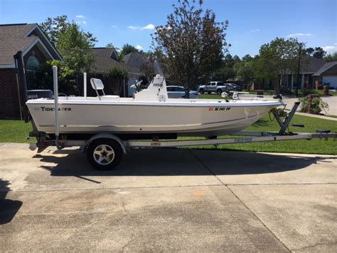 tidewater boats for sale on craigslist tidewater 1800 bay max reduced the hull truth boating