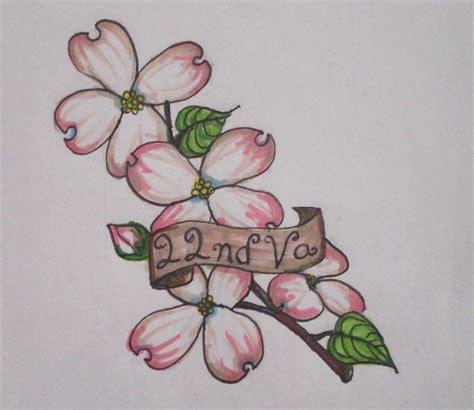 dogwood tree tattoo 17 best ideas about dogwood flower tattoos on