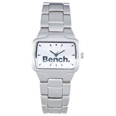 bench ladies bench ladies watch bc0136slsl with silver dial watcheo co uk