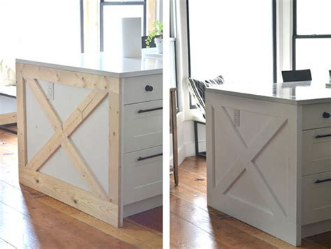 kitchen island molding 20 inexpensive ways to dress up your home with molding amazing diy interior home design