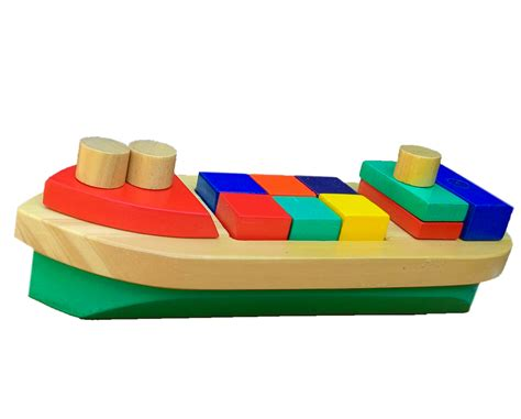 Mainan Kayu Edukatif Mancing Mania Hanger Untuk Anak Usia 3 4 Tahun balok bangun perahu mainan kayu