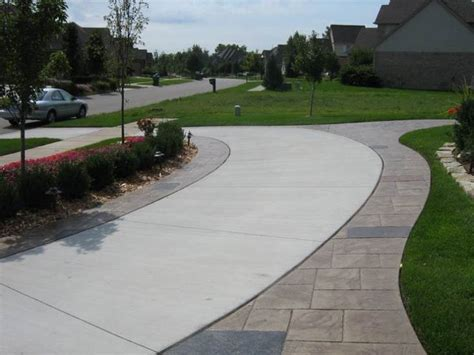 Driveway Cost Concrete Driveway For The Best Impression Naindien