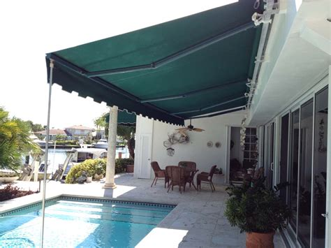 retractable awnings miami retractable awnings miami motorized awnings