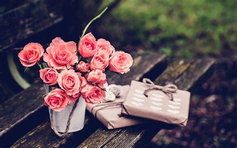 Pink Flowers Mood Wallpaper 43970 1680x1050 px